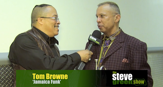 "Tom Browne ""Jamaica Funk"""